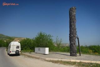 Macedonia, monumento