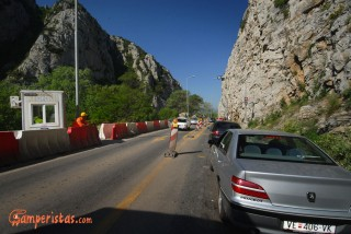 Macedonia, lavori in corso
