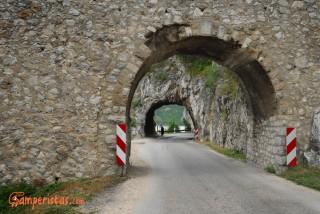 Sebia, Golubac castle