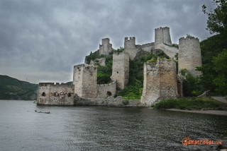 Serbia, Golubac castle