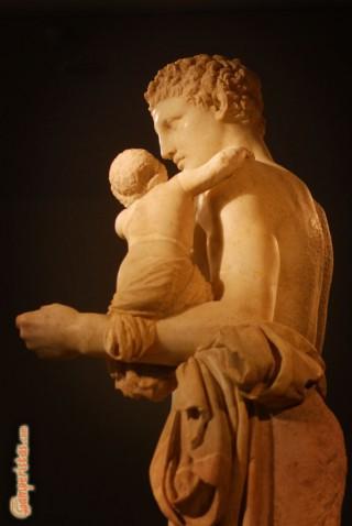 Olimpia, museo