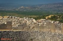 Micene, il sito archeologico