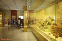 Micene, museo archeologico