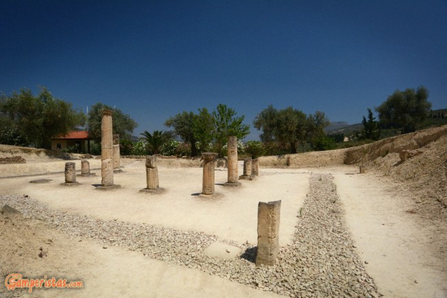 Nemea, Archeological site, stadium