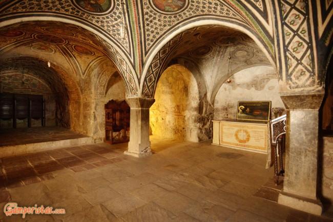 Ossios Loukas Monastery