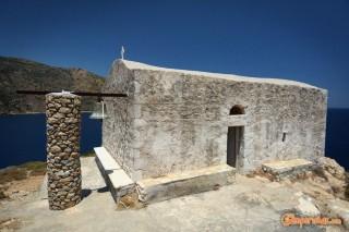 Porto Kayio, Ag. Nikolaos Church