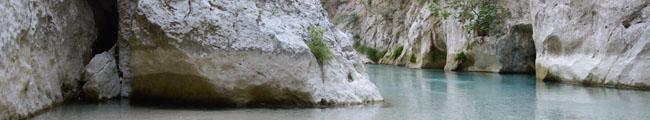 Le sorgenti dell' Acheronte