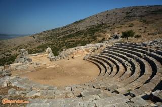 Messolonghi, Ancient Plevrona