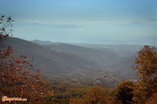 Vista da Hania