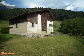 Heididorf in Maienfeld