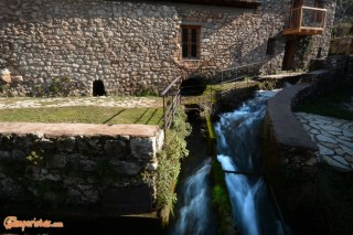 Dimitsana, Open-Air Water Power Museum