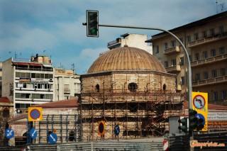 Thessaloniki, Hamza Bey Mosque (Alkazar)