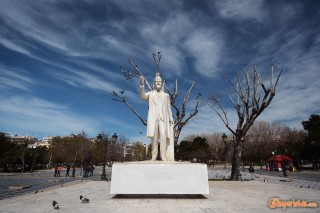 Thessaloniki, Eleftherios Venizelos statue