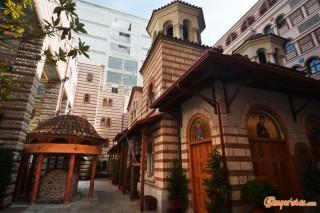 Thessaloniki, St. Theodora Monastery