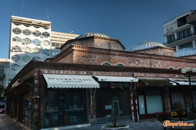 Thessaloniki, Yahoudi Hamam