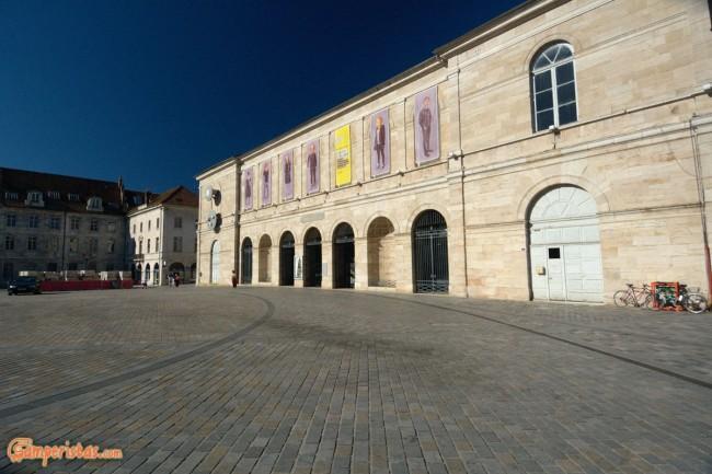 France, Besanson