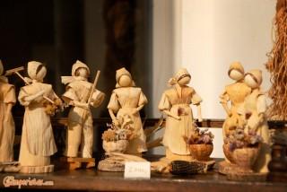 Hungary, Tokaj town, souvenirs