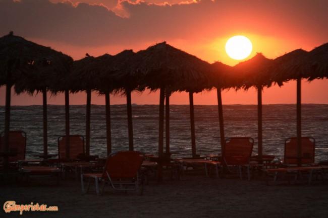 Crete, Elafonissi beach