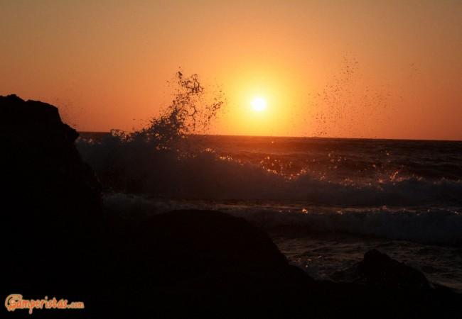Crete, Falaserna
