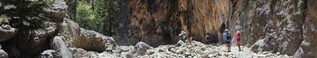 Crete, Samaria gorge hike