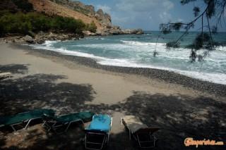 Crete, Sfinari