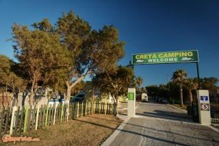Crete, Creta Camping