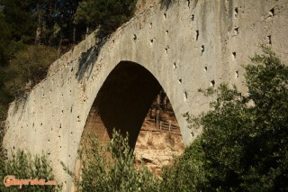 Crete, Morosini Acqueduct