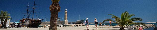 Crete, Rethymnos
