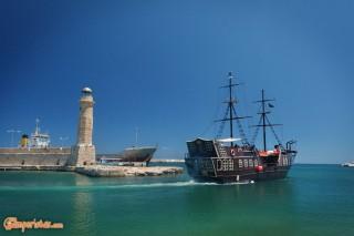 Crete, Rethymno