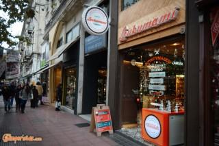 Greece, Athens, Street Food, Lukumami Loukoumades