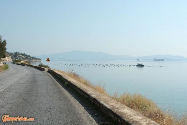 Greece, Korinth - Athens