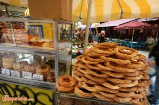 Greece, Athens, Street Food, koulouria