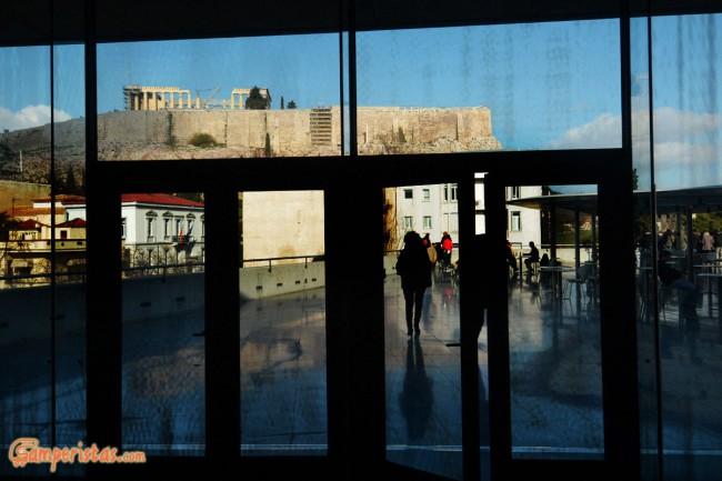 Greece, Athens, Acropolis Museum