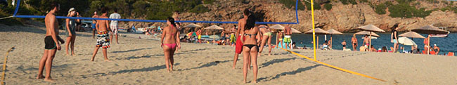 Greece, Euboea (Evia), Limnionas beach