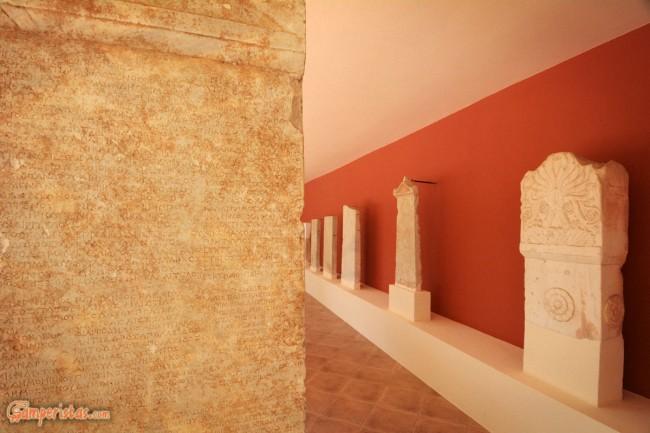 Greece, Euboea (Evia), Eretria Museum