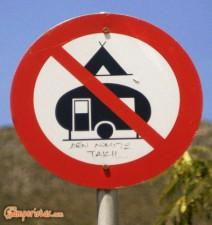 no_camping