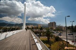 Athens, Kalatrava Bridge, Katehaki
