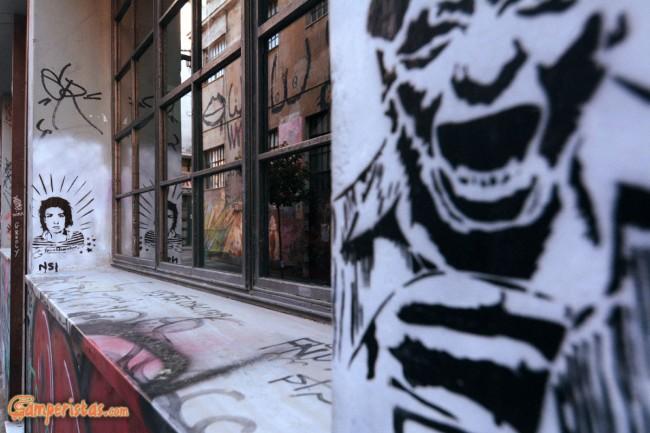 Athens, street art