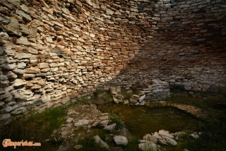 Greece, Thoricus, Mycenaean tholos tombs
