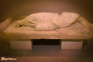 Greece, Archaeological Museum of Marathon
