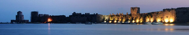 Greece, Peloponnese, Methoni