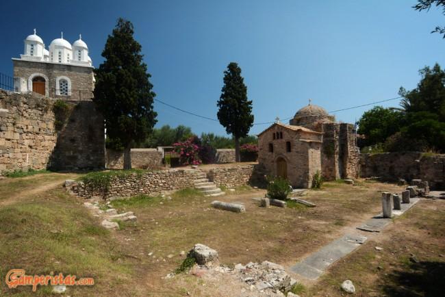 Greece, Peloponnese, Koroni