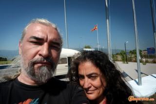 FYROM borders