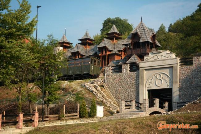 Serbia, Mokra Gora