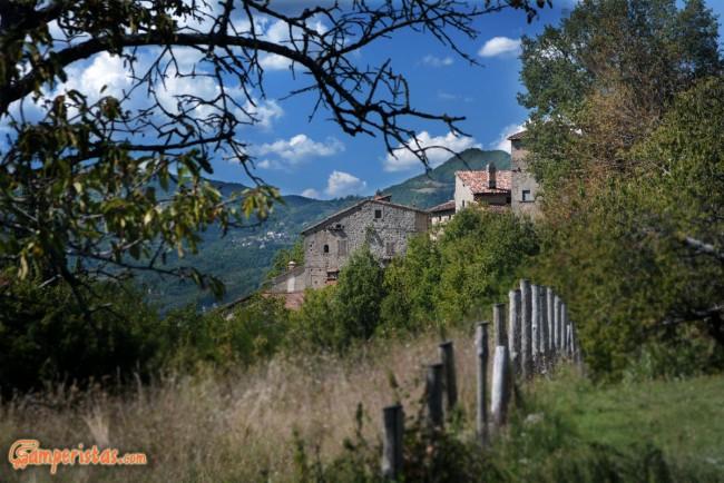 Italy, La Scola di Vimignano