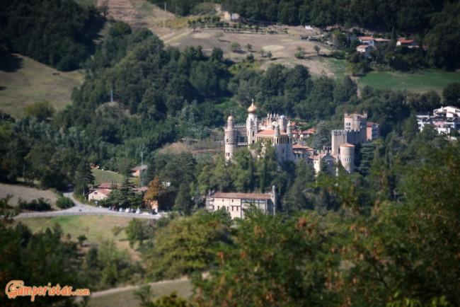 Italy, Riola, Rocchetta Mattei