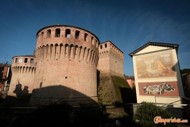 Italy, Riolo Terme
