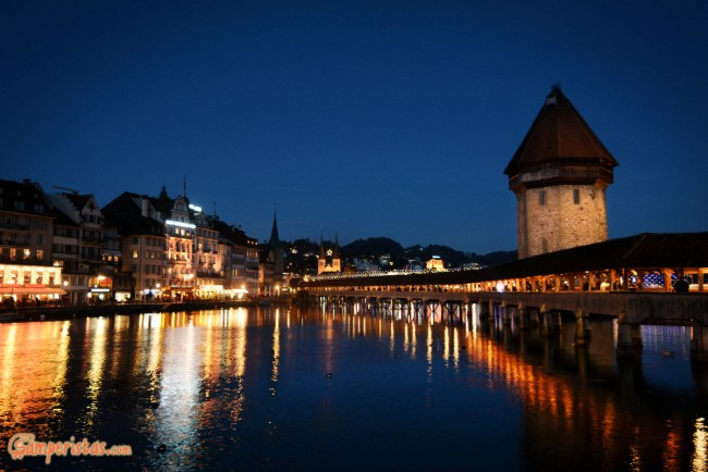 Switzerland, Lucerna