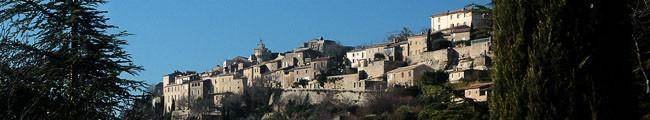 France, Gordes
