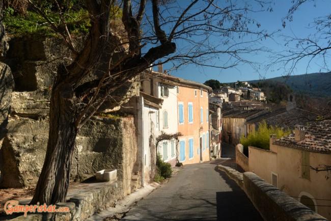 France, Menerbes